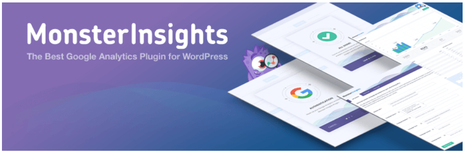 meilleur plugin wordpress MonsterInsights