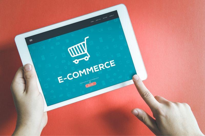 créer une page de site ecommerce facilement