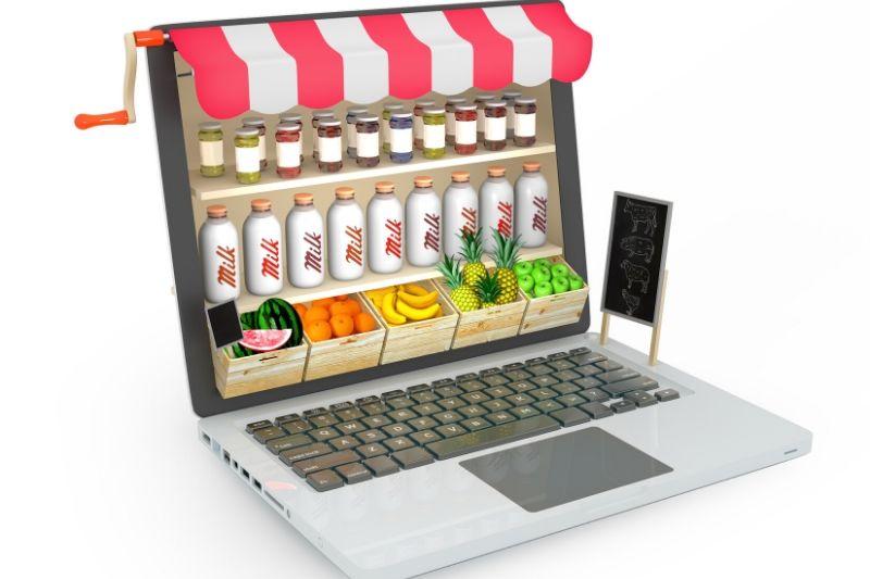 ouvrir la boutique en ligne