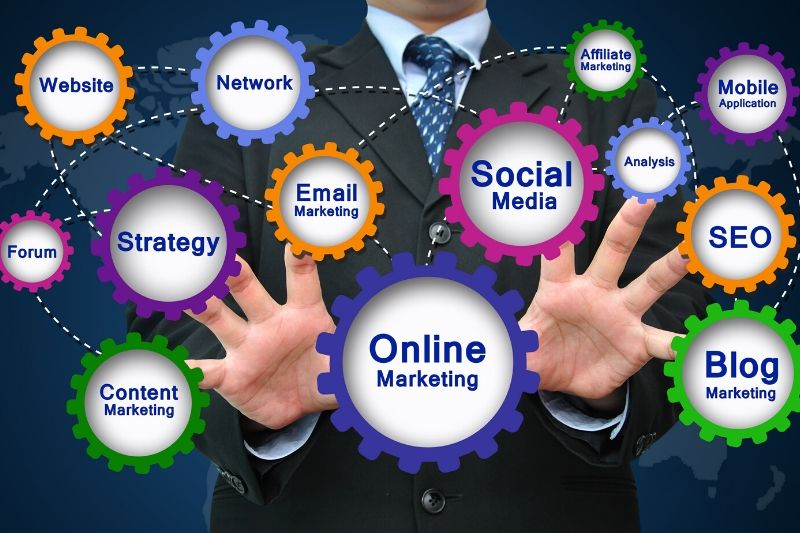 campagne marketing pour boutique en ligne