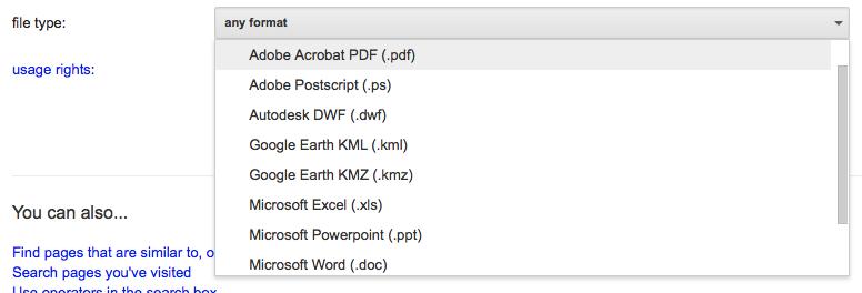 moteur de recherche pour documents